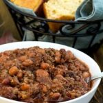 Spicy and thick Five-Alarm Chili