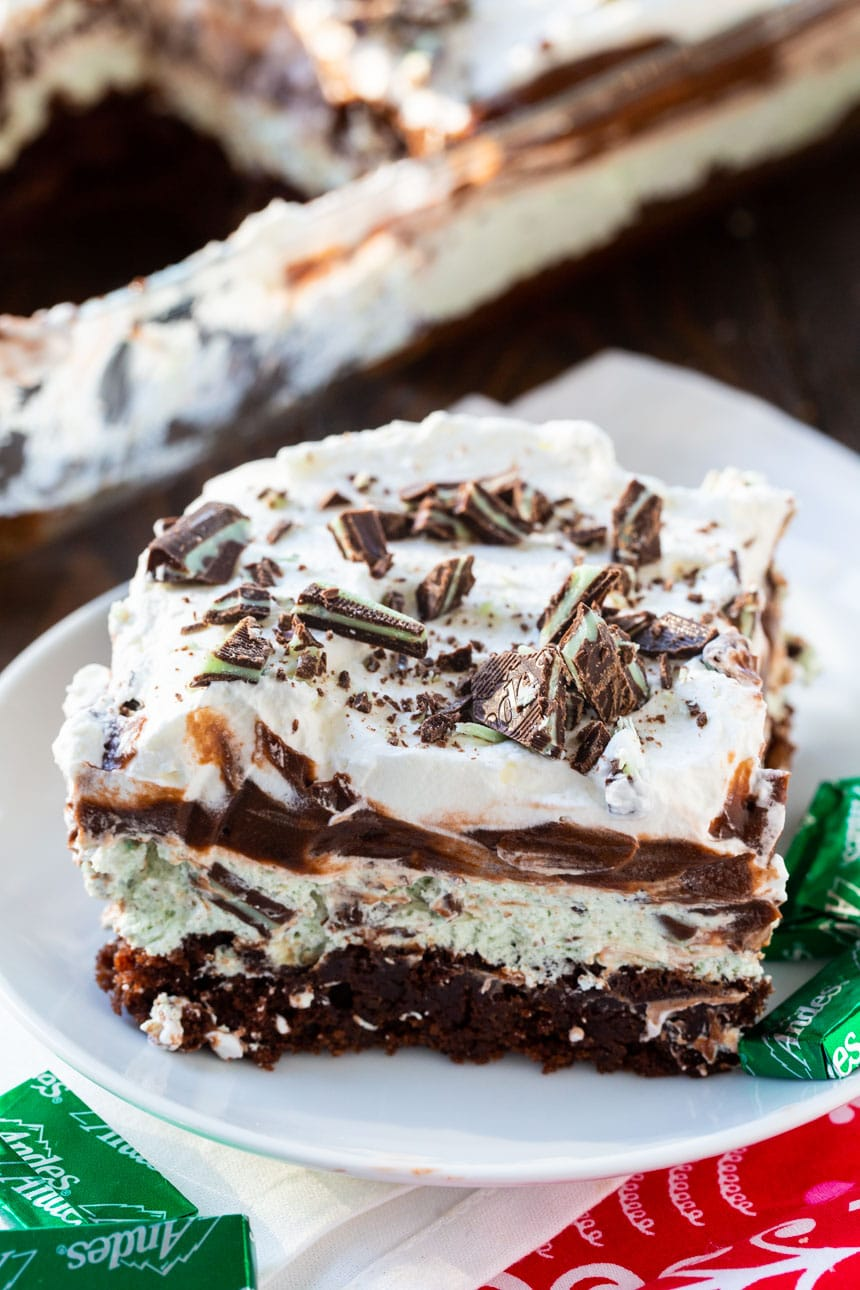 Andes Mint Lush