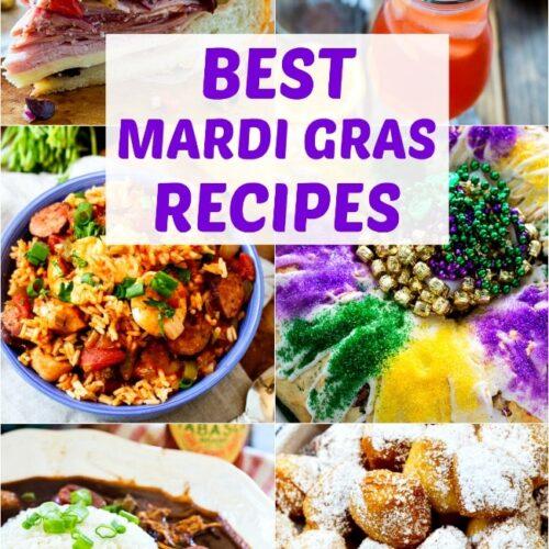 Best Mardi Gras Recipes