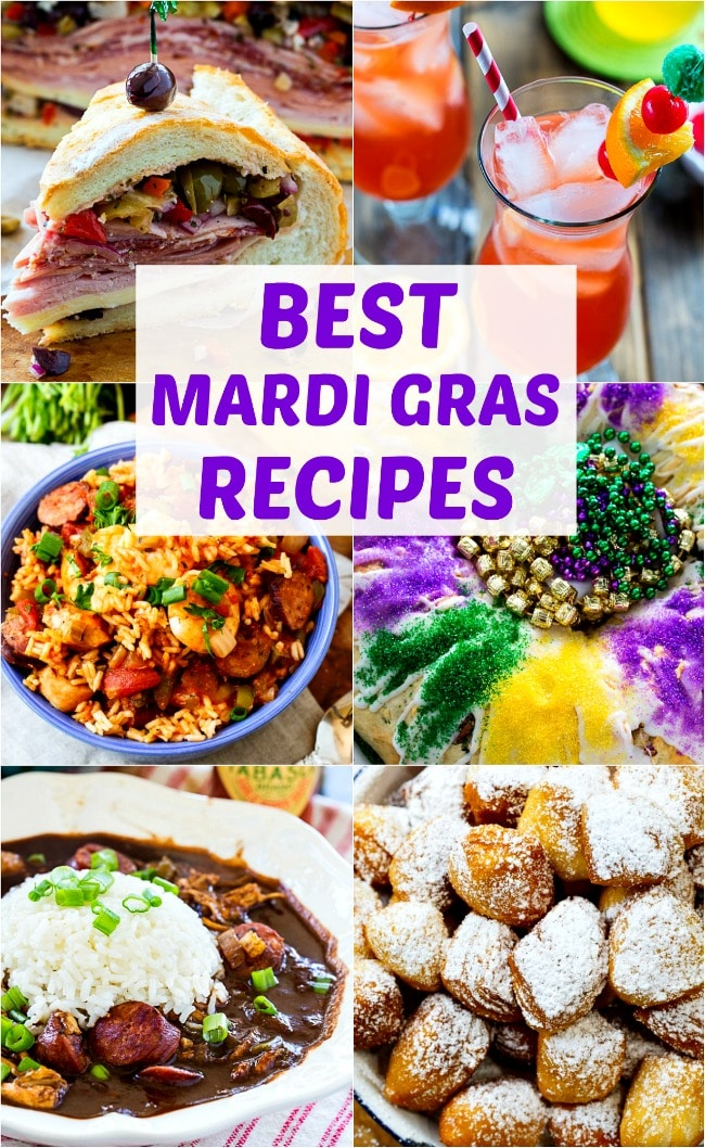 Best Mardi Gras Recipes
