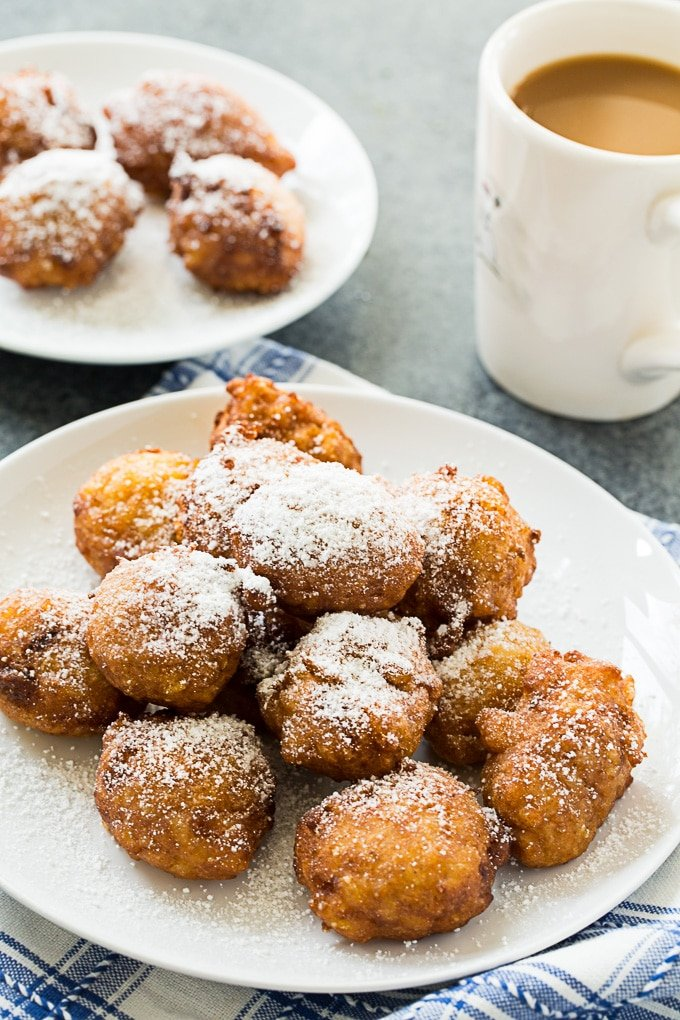 Sweet Calas- a New Orleans favorite