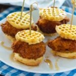 Chicken and Waffle Sliders