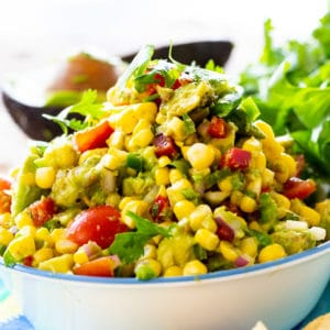 Avocado and Corn Salsa