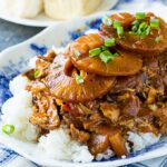 Crock Pot Sticky Hawaiian Chicken