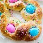 Easter Egg Bread