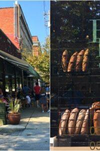 Blue Dog Bakery on Franklin Ave in Louisville