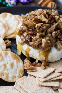 French Quarter Pecan Cheese Spread