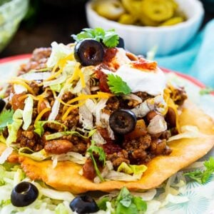 Fry Bread Tacos