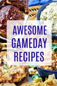Best Gameday Recipes