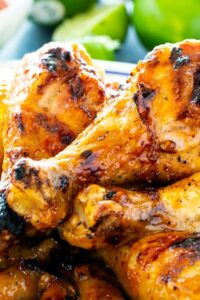 Jalapeno Lime Chicken Drumsticks