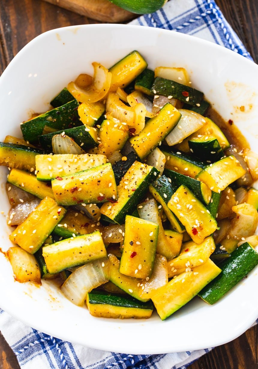 Jaapnese Zucchini
