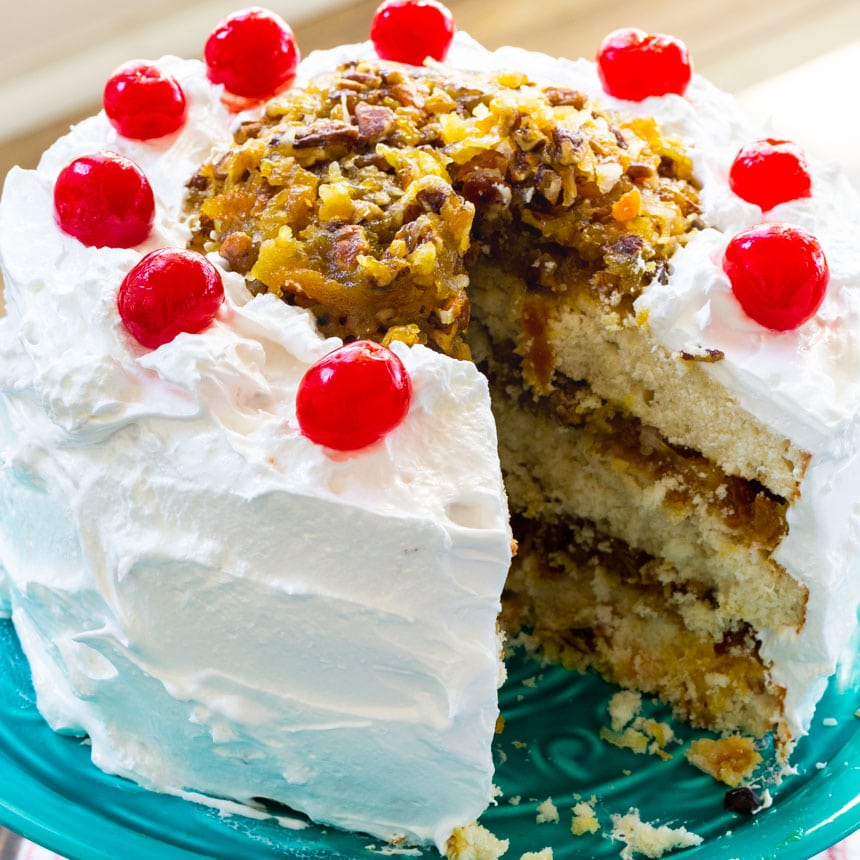 Lane Cake with 7-Minute Frosting