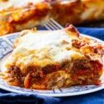 Easy Make-Ahead Lasagna
