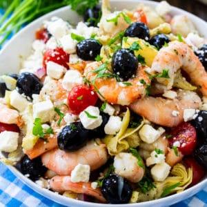 Italian Marinated Shrimp