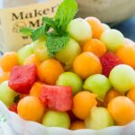 Mint Julep Fruit Salad