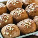 Whole Wheat Molasses Rolls