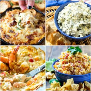 Amazing Party Dips