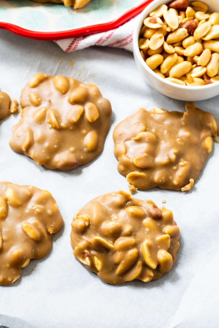Peanut Pralines