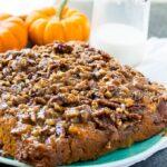 Caramel Pecan Pumpkin Pull-Aparts