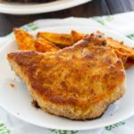 Ranch Seasoned Fried Pork Chops