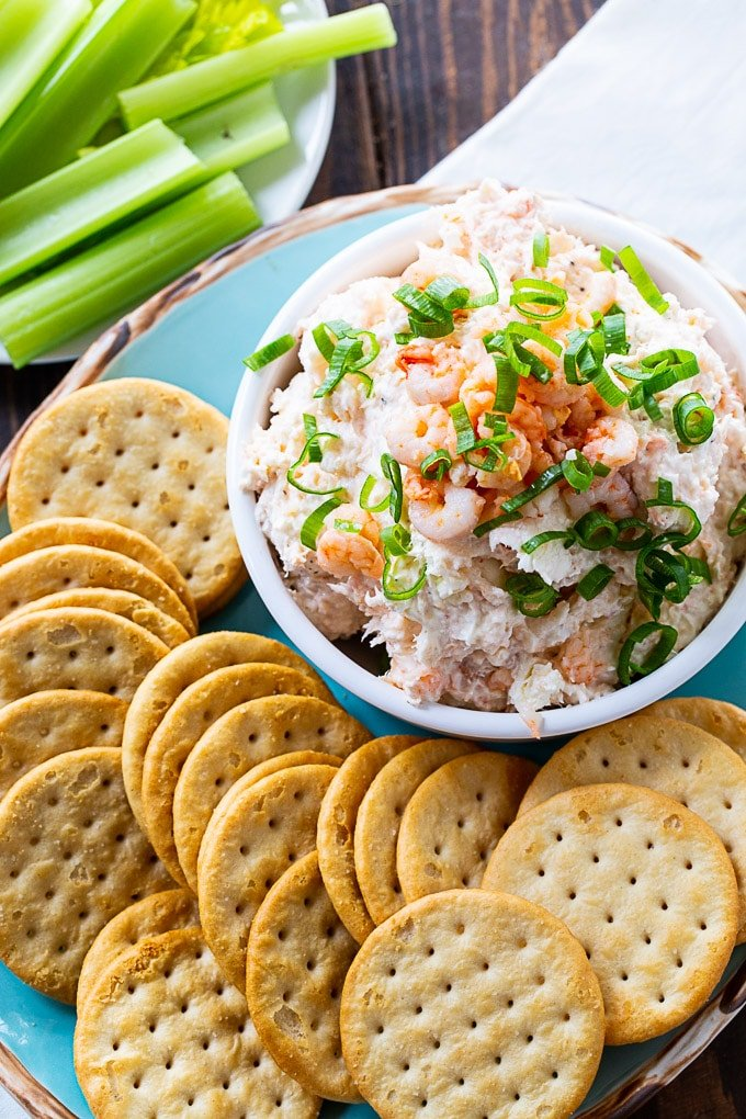 Easy Shrimp Spread