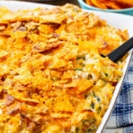 Southwestern Turkey Rice Casserole