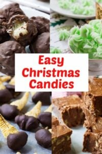 Easy Christmas Candies