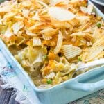 From Scatch Tuna Noodle Casserole