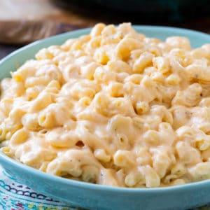 Velvet Mac and Cheese