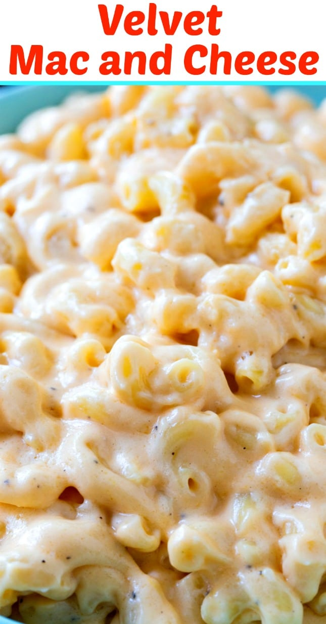 Velvet Mac and Cheese