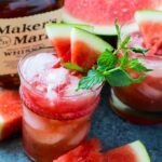 Watermelon Mint Julep