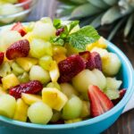 Amaretto Fruit Salad