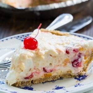Creamy Ambrosia Pie