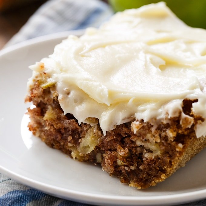 German Apple Cake Spicy Southern Kitchen