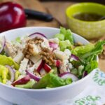 Apple Walnut Chicken Salad- Applebee's Copycat