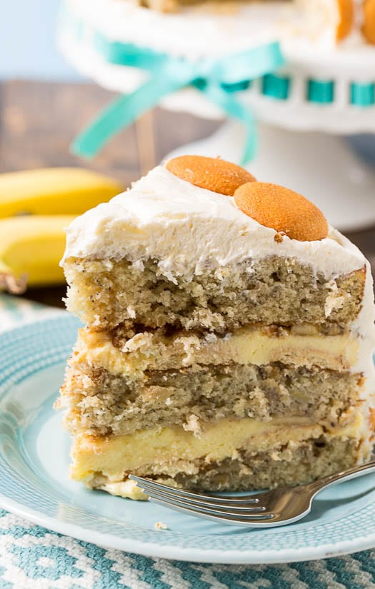 Spicy Southern Kitchen Banana Pudding Cake