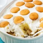 Bananas Foster Banana Pudding