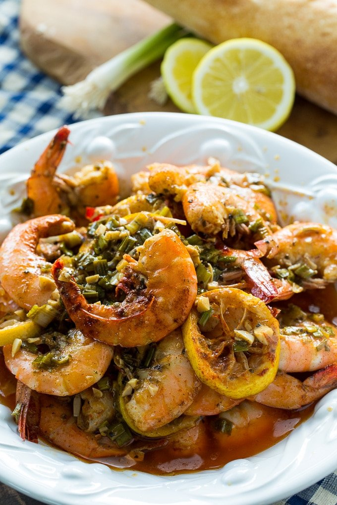 New Orleans Style BBQ Shrimp