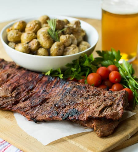 ... bloody mary flank steak detroit free bloody mary tomato salad recipe