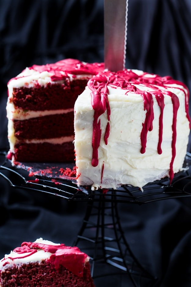 Red Velvet Cake Frosting