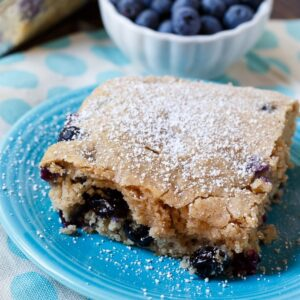 Blueberry Pancake Cake Spicy Southern Kitchen
