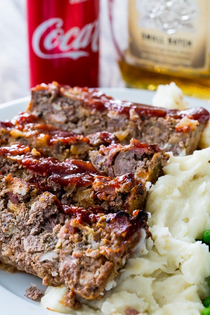 Bourbon and Coke Meatloaf recipe