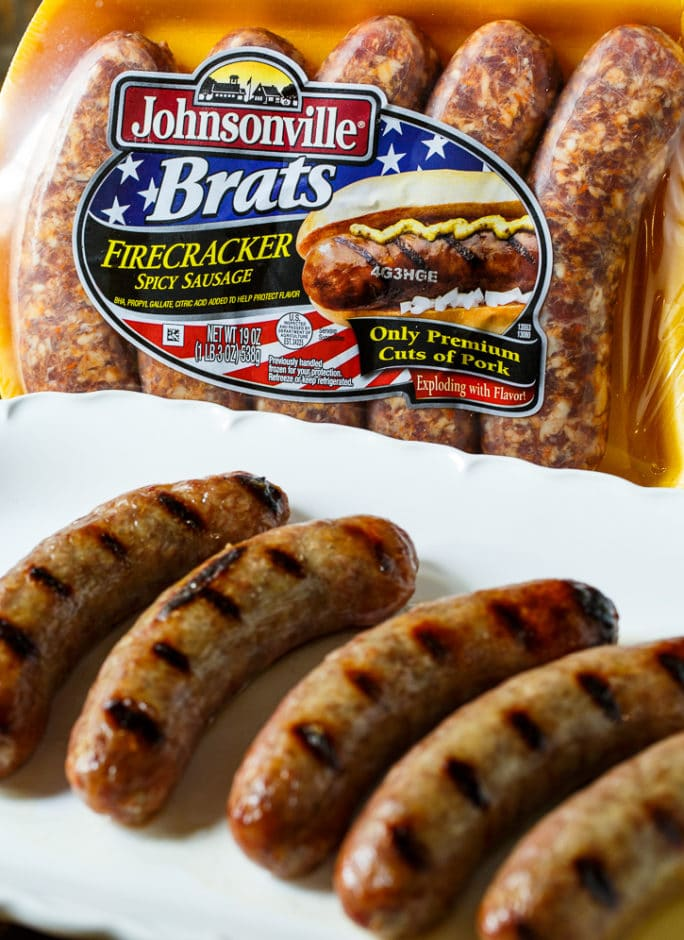 Brats in a Blanket