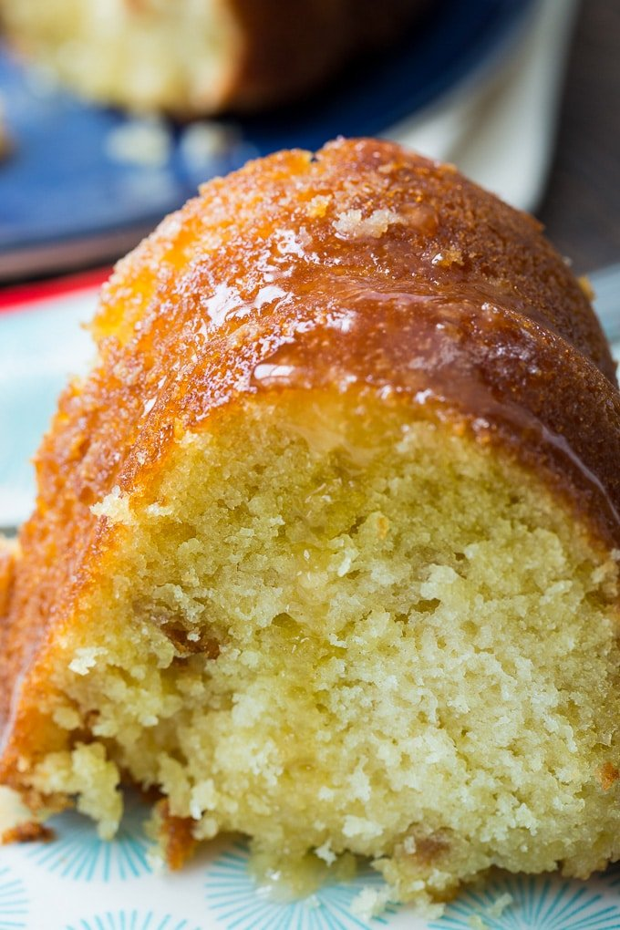 Kentucky Butter Cake- an old southern favorite