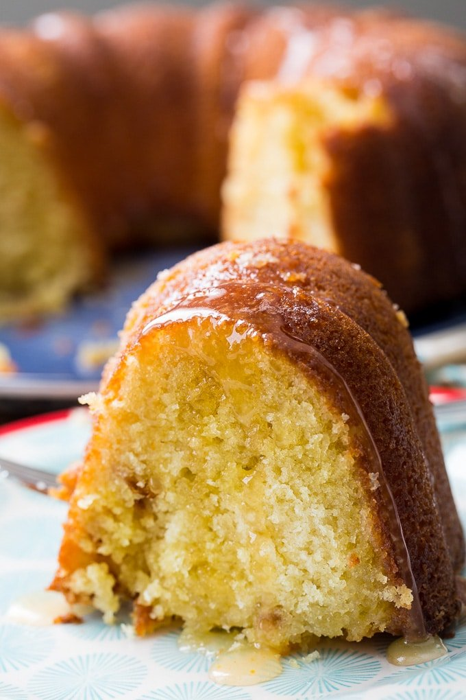 Kentucky Butter Cake recipe