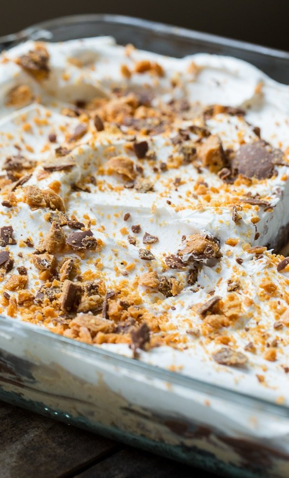 Butterfinger Chocolate Lush