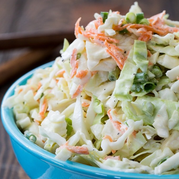 Buttermilk Coleslaw Recipe