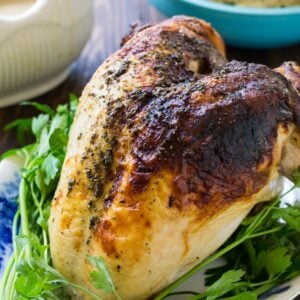 Buttermilk Marinated Turkey Breast