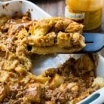 Butterscotch French Toast Casserole