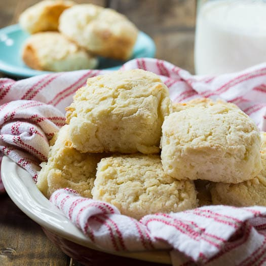 Fluffy Buttermilk Drop Biscuits | Not my memaw's biscuits but made ...